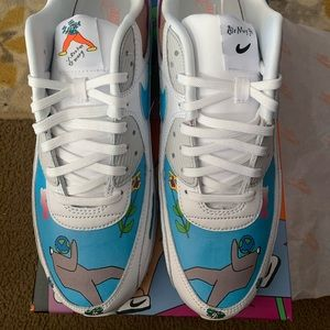 Air Max 90 flyleather Ruohan wang size 15